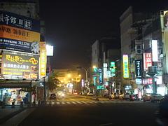 台南 中国城付近